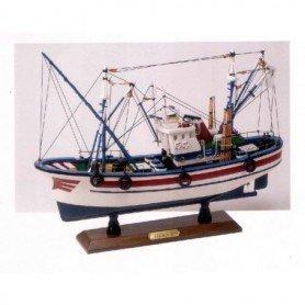 Maqueta naval pesquero del cantábrico