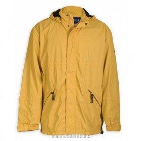 Chubasquero chaqueta náutico de poliuretano de hombre