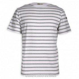 Camiseta marsellesa náutica de hombre