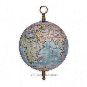 Esfera globo terráqueo para colgar