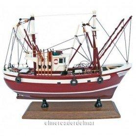 Barco pesquero marinero