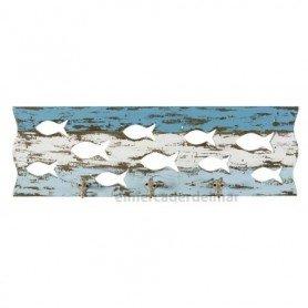 Colgador banco de peces