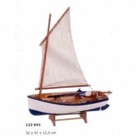 Barca de recreo bretona