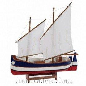 Barca de pesca náutica Trabaccolo