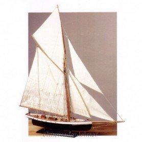 Maqueta de velero Puritain