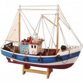 Barco pesquero maqueta