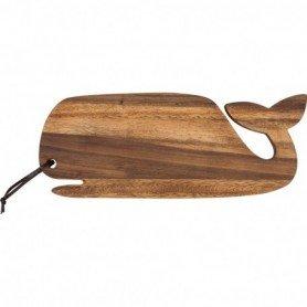Tabla de cocina ballena