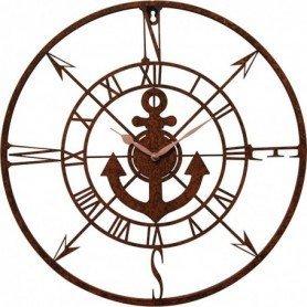 Reloj náutico con ancla