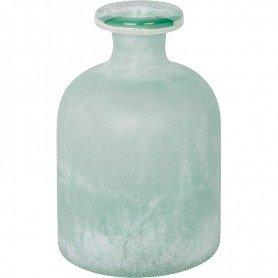 Botella esmerilada de estilo vintage marinero en Decoración Mar