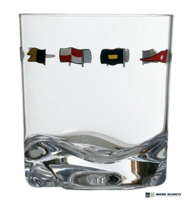Vasos náuticos irrompibles Regata Decoracion Mar