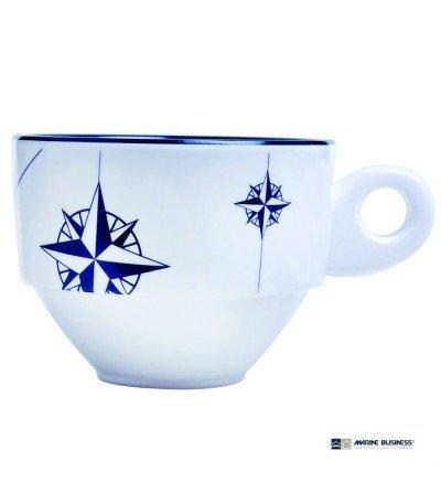 Tazas de café expreso Northwind Decoración Mar