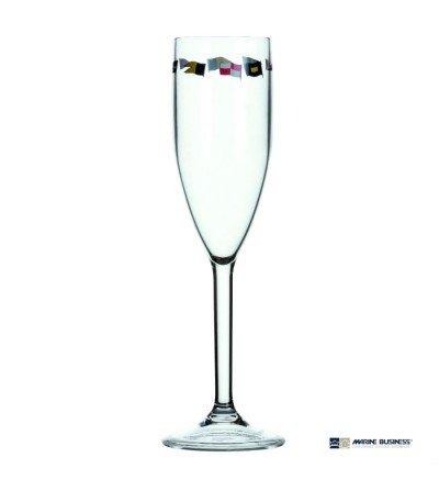 Copa de champagne irrompible Regata (6 uds.)