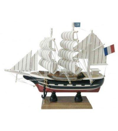 Maqueta de barco velero Belem en Decoración Mar