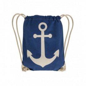 Bolsa náutica 'Ancla azul' en decoracionmar.com para decoración náutica y marinera