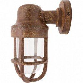 Lámpara aplique náutico rústico