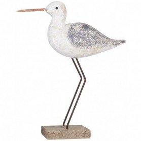 decoración náutica pájaro