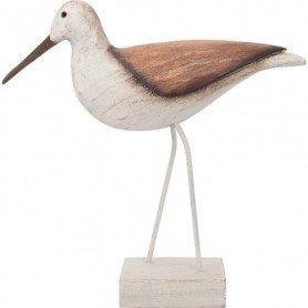 pájaro rústico decorativo