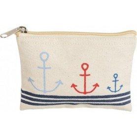 portamonedas marinero