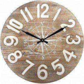 reloj de pared náutico