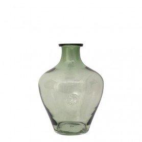 Botella translúcida de sobremesa estilo marinero en Decoración Mar