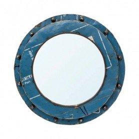 Espejo marinero ojo de buey decoración