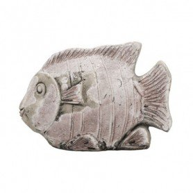 Figura pez marino cerámica