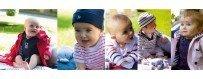 Ropa náutica para bebés, prendas marineras de bebés BATELA.