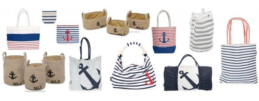 Comprar cestos y bolsos náuticos Online | ¡Hazlo fácil desde casa!
