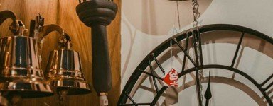 Campanas de barco, bocinas, silbatos y megáfonos | DecoracionMar
