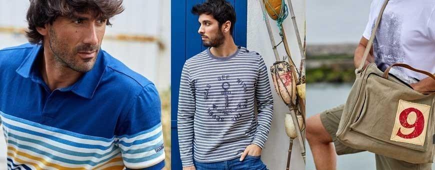 Compra online de ropa náutica para hombre| Hazlo desde casa fácilmente